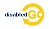 DisabledGo logo