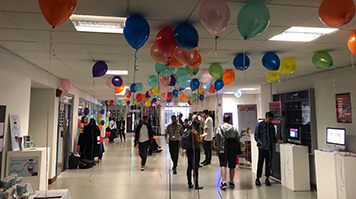 Creative Technologies students celebrate work at End of Year Show