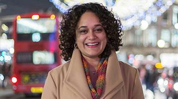 Rhea Varma, LSBU alumna, BSc (Hons) Human Nutrition