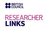 British Council Researcher Links logo