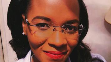 Grace Bolo, alumna, LLB (Hons) Law