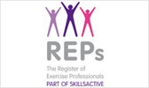 Register Exercise Professionals logo