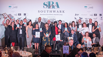 Coffee champions take top prize at Southwark Business Excellence Awards' Gala finale