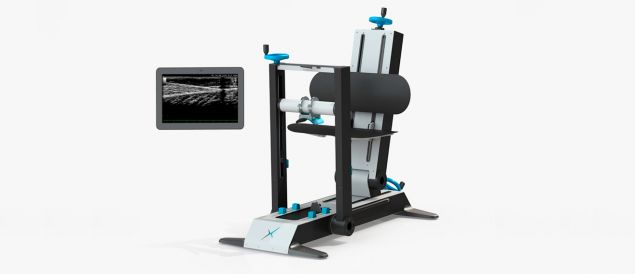 Mobile Tendon-Muscle Laboratory