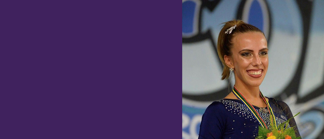 Alessandra Sain, BSc Sports Coaching and Analysis