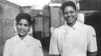 Two West Indian Nurses