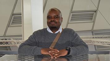 Lloyd Mukutirwa, alumnus, Bsc (Hons) Architectural Technology