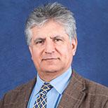 Dr Maz Shirkoohi, LSBU