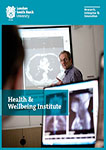 Health and Wellbeing Institute Brochure