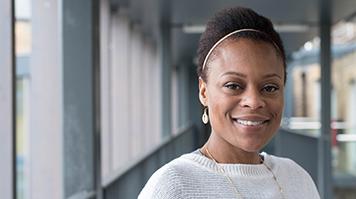 Sandrine Galbert, BA Business Studies graduate turned online entrepreneur
