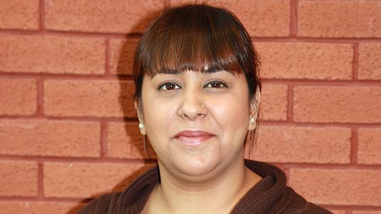 Iram Siddiqui, alumna, BSc (Hons) Psychology graduate