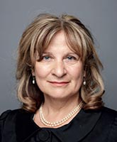 Baroness Helena Kennedy QC - photo by Alistair Thorpe