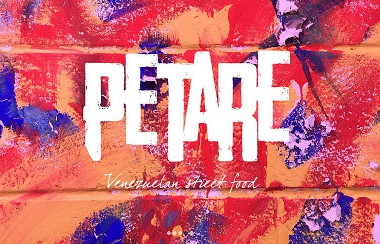 Petare website logo