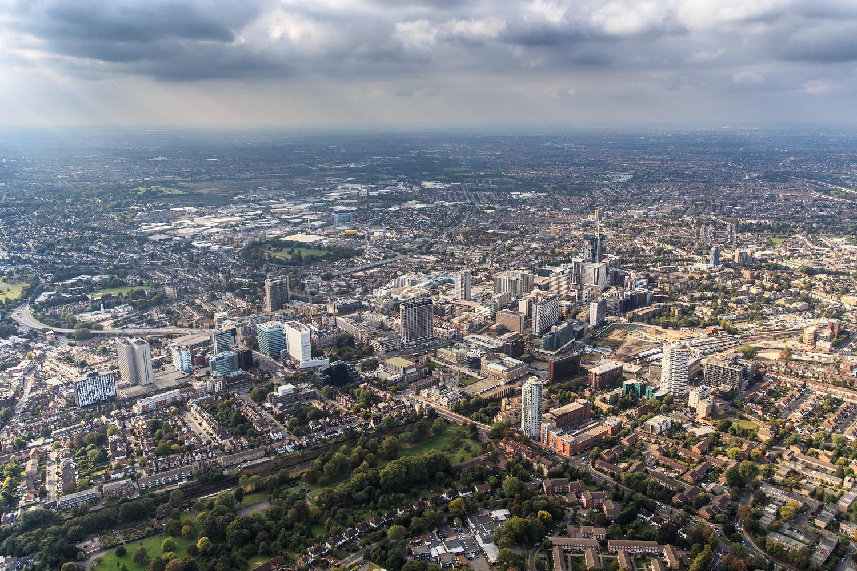 Croydon overhead