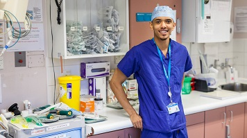 Operating Department Practice Bsc Hons London South