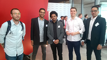 Two teams of LSBU students made it to the final of 7th annual National Finals of the Engineering for People (EfP) Design Challenge.