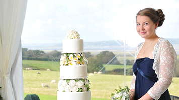 Rebecca Clements, Becky's Bakes & Cakes, business start-up