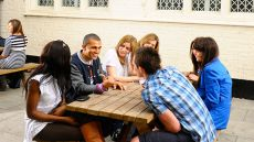 Group at Students' Union