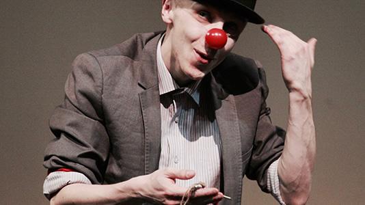 Drama degree show: Act 1, Scene 4