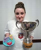 Olivia Clark, National Bakery School