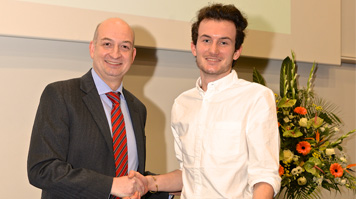 Ross Cook, alumnus, BA (Hons) Tourism, Leisure and Hospitality Management