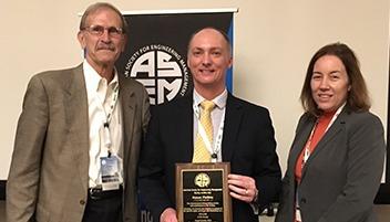 Fellow award ASEM