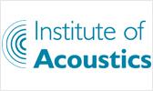 Institute of Acoustics logo