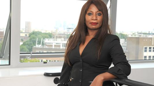 Charlene Sakala, BA (Hons) Politics, joined through Clearing