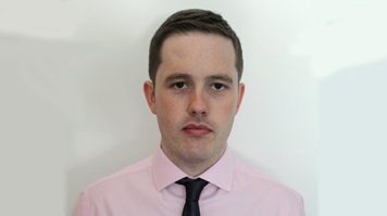 Daniel Doyle, alumnus, BSc (Hons) Business Information Technology