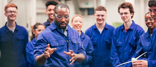 LSBU first UK university to become member of cross-industry construction apprenticeship task force
