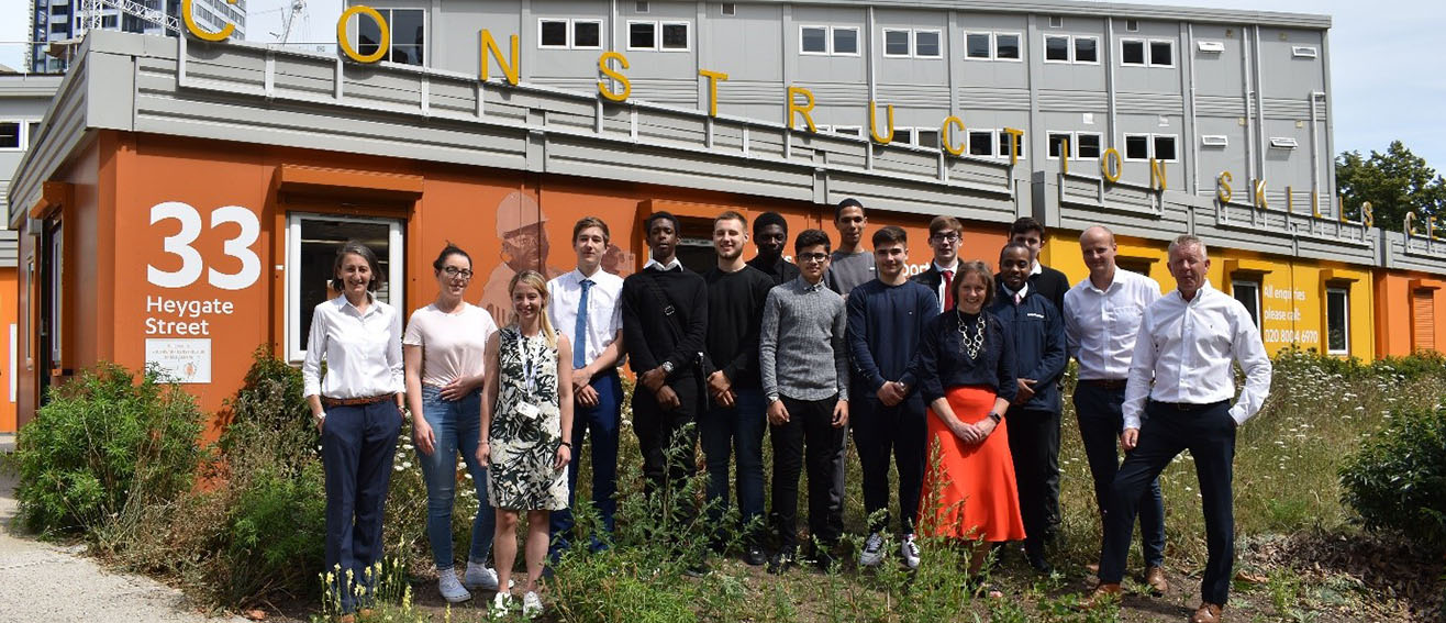 Shaping Southwark's Future and the Budding Builders programme