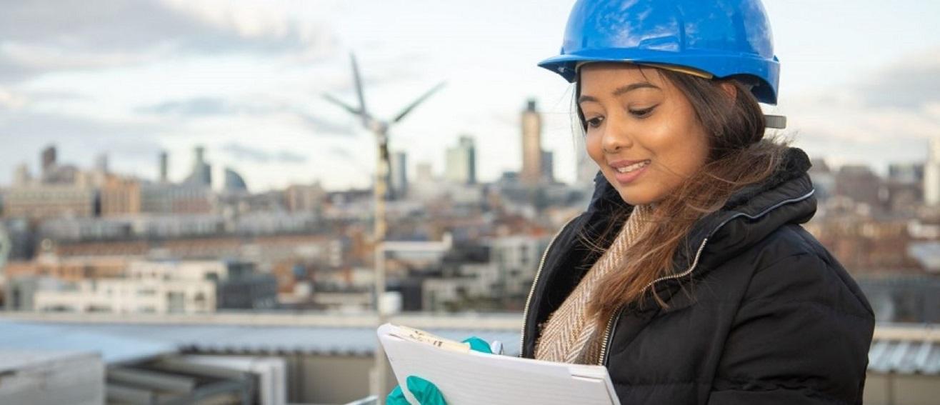 Let's breakdown barriers for black and minority ethnic women in Engineering