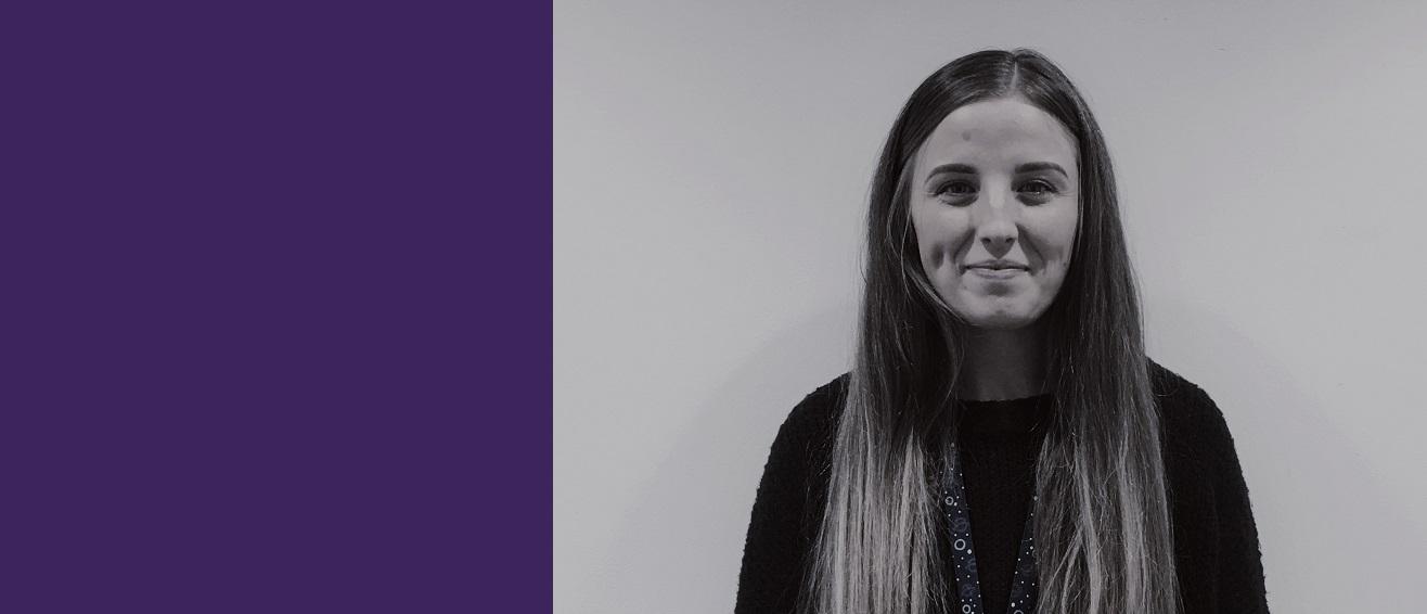Lauren Smithers, Apprentice, Digital Marketer Degree Apprenticeship
