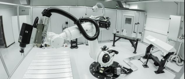 Digital Architecture and Robotic Lab