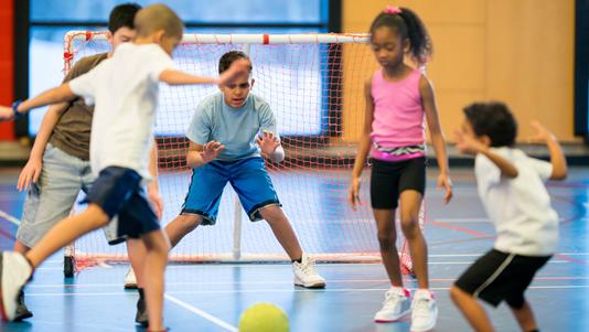 sports activities child lsbu playing sport academy junior football data south introduce way