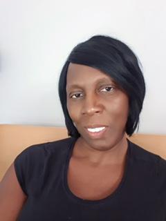 image of staff lady