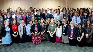 Associate nursing professor at LSBU awarded place on 70@70 leadership programme