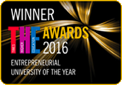 Entrepreneuiral university of the year award