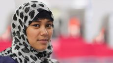 A London South Bank University (LSBU) student