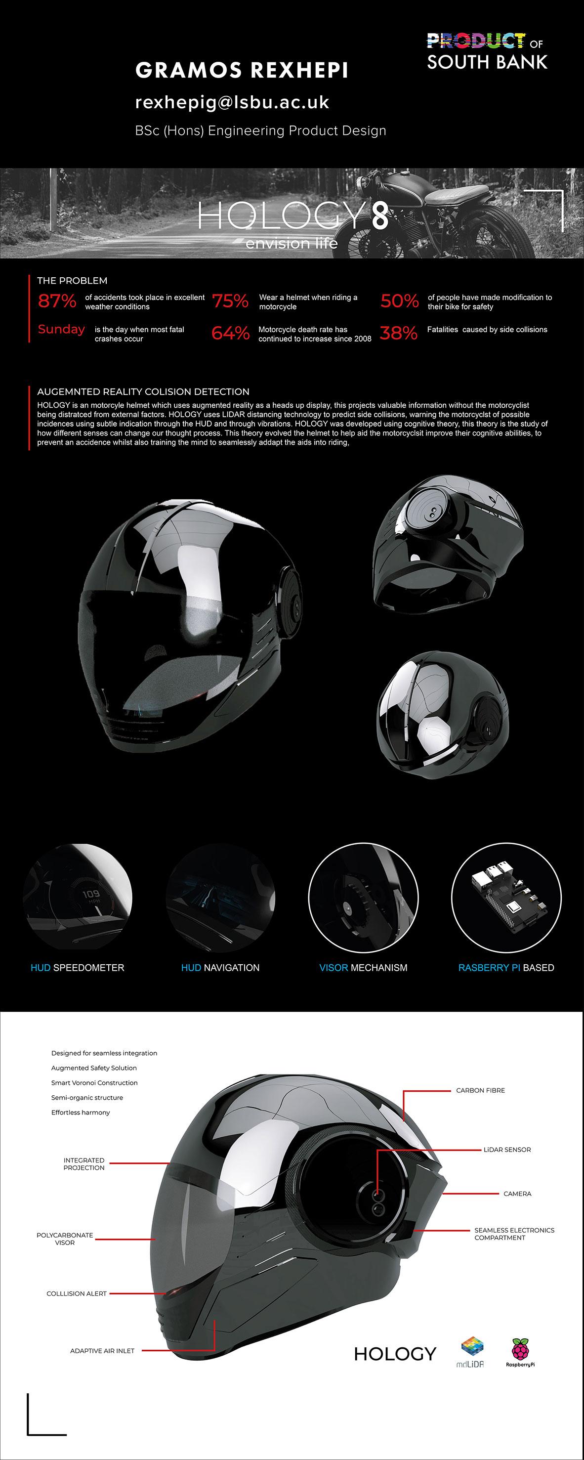 Motorcycle Safety by GramosRexhepi