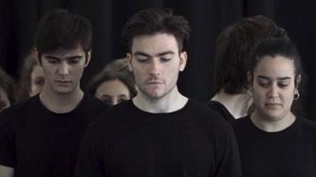 Blood Wedding - International Theatre Project