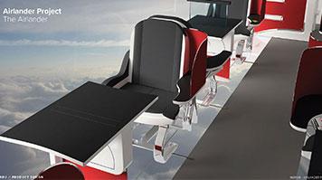 Airlander interior