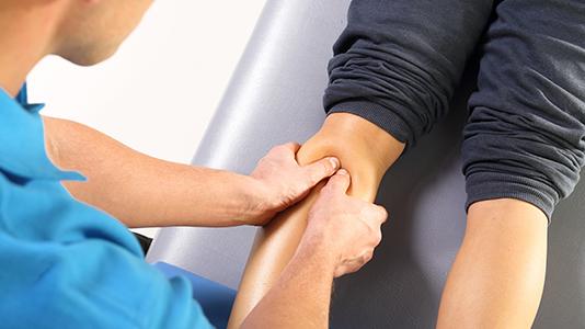 Sports Rehabilitation massage