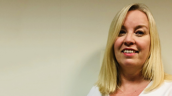 Lisa Brown, Chartered Manager Degree Apprentice