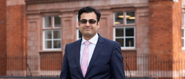 Shahrukh Irfan, Senior Lecturer, Accounting and Finance