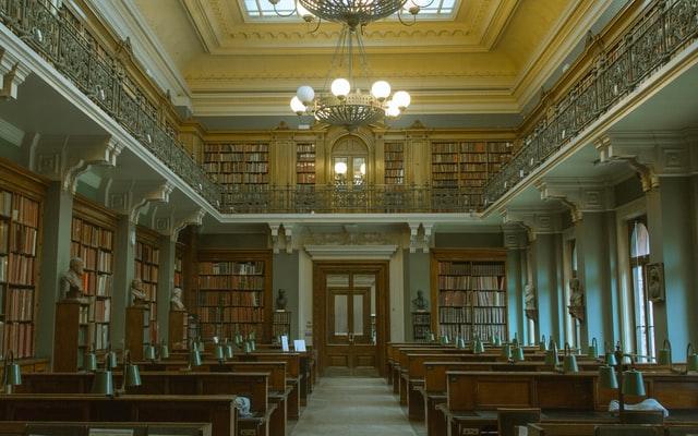 fancy library