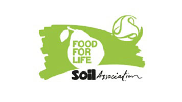 Soil Association Food For Life logo