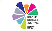 Prospects Postgraduate Awards 2014 Finalist logo