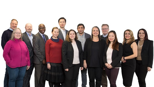 Members of the London Centre for Business and Entrepreneurship Research'