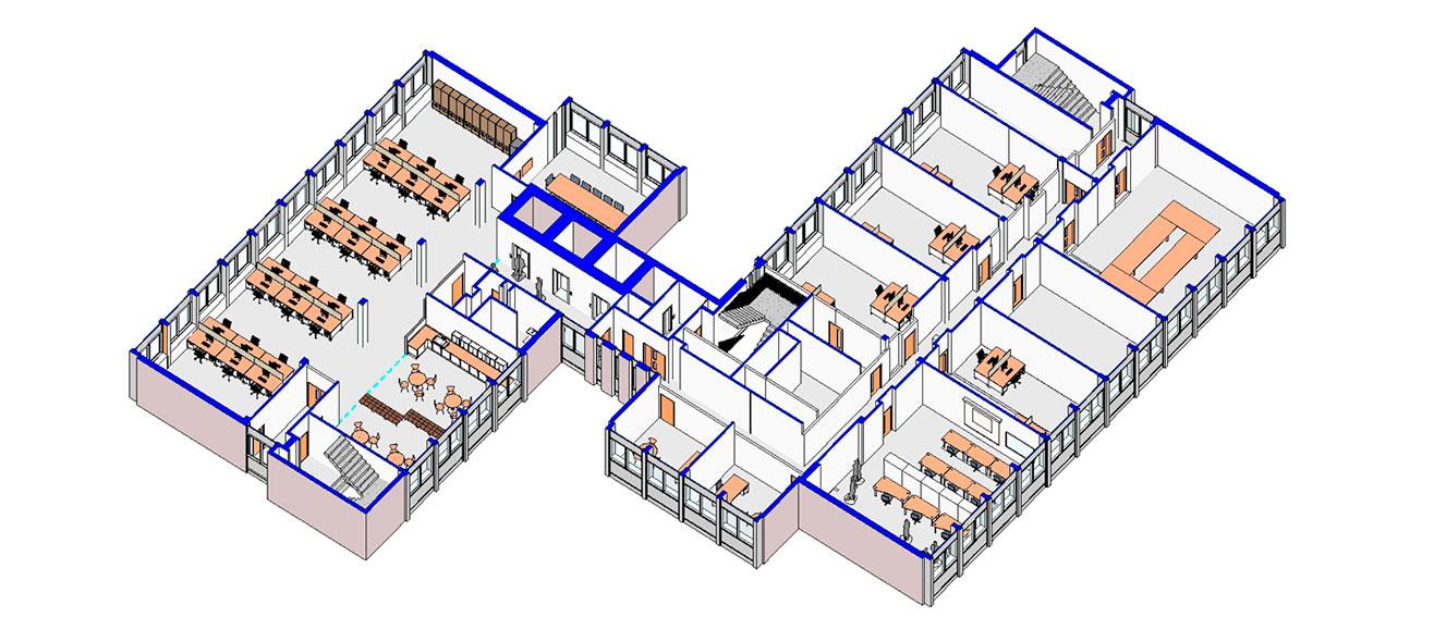Building Information Modelling (BIM) Centre